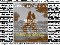Spring Trail Ride Tuneup